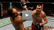 Antonio Rodrigo Nogueira and Tim Sylvia square off for the interim UFC® Heavyweight Title at UFC® 81: Breaking Point.