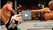 Randy Couture holds his own against Gabriel Gonzaga at UFC® 74