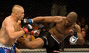 Chuck Liddell looks to get one step closer to another title shot as he takes on the unbeaten Rashad Evans at UFC&reg; 88.