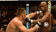 Anderson Silva vs. Rich Franklin UFC 77