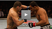 The unbeaten, rising heavyweight star, Cain Velasquez takes on former UFC and Pride champion, Minotauro Nogueira in the main event of the UFC's first Australian event.  The winner of the bout will be the next in line for a shot at the championship belt.