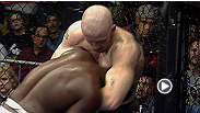 5ft-6in sparkplug Mikey Burnette and Eugenio Tadeau make their lightweight debuts in a classic war at UFC® 16 on March 13, 1998.