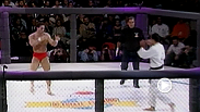 UFC 1 introduced an eight man, one-night tournament, created to see which martial arts style would fare best in a real fight. Watch as Royce Gracie try to use 'the gentle art' to best physically imposing Pancrase veteran Ken Shamrock.