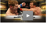 UFC&reg; 104 Prelim Fight: Ryan Bader vs Eric Schafer