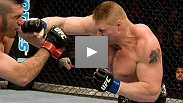 Brock Lesnar vs. Heath Herring UFC® 87