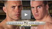 UFC® 126 Prelim Fight: Donald Cerrone vs Paul Kelly