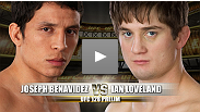 UFC® 128 Prelim Fight: Joseph Benavidez vs Ian Loveland