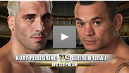 UFC&reg; 128 Prelim Fight: Kurt Pellegrino vs Gleison Tibau