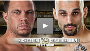 UFC® 128 Prelim Fight: Nick Catone vs Costa Philippou