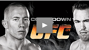 Georges St-Pierre prepares to face the most dangerous opponent of his career - the underrated and relentless Jake Shields. See both men prepare on Countdown to UFC 129.