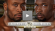 UFC® 129 Prelim Fight: Claude Patrick vs Daniel Roberts