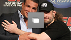 UFC®130 Press Conference Photo Gallery