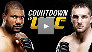 Two light heavyweights who never stop surprising fans get the main event slot at UFC 130. See what drives Rampage Jackson and Matt Hamill and how they see their fight ending.