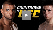 Peek in on Thiago Alves vs. Rick Story, two big-time, big-muscled welterweights getting ready for their UFC 130 clash.