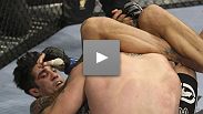 Da Spyder stays calm under pressure, and uses his great BJJ to force wrestler Jake Rosholt to tap at UFC 106.