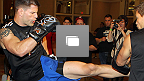 UFC® 130 Open Workouts Photo Gallery