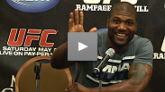 Bad breath, lions' manes, and The Boz. Watch the best clips from the UFC 130 media workouts.