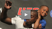Phil Davis answers questions from UFC Fight Club members about his pink shorts, Rashad, Jonny Bones and cat burglars.