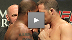UFC 130 Weigh-In Archive