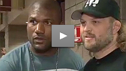 From joking with his opponent to getting his belly rubbed by Rampage, see what Fight Week is like for the man known as Big Country.
