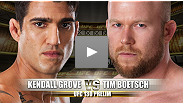 UFC&reg; 130 Prelim Fight: Kendall Grove vs. Tim Boetsch