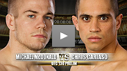 UFC&reg; 130 Prelim Fight: Michael McDonald vs. Chris Cariaso