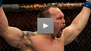 "Catapulted back into the main event, Shane Carwin is still just a man... who ""just happens"" to be really good at fighting. Hear his plans for finishing Dos Santos."