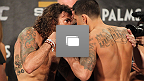 TUF 13 Finale: Weigh-in Photo Gallery