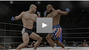 Pride mode. New fighters. Upgraded moves. Lighter weight classes. Bas Rutten. Get a glimpse at the all-new Undisputed 3.