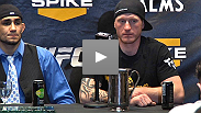 Chris Cope got his first Octagon win while Ed Herman got his first one in a long time. Hear from the two TUF standouts at the post-fight press conference.