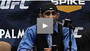 Season 13 king Tony Ferguson talks about how he won, where he wants to fight and who is next on his hit list.