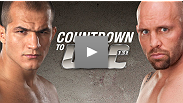 Two of the best strikers in the UFC® heavyweight division prepare to duke it out for a shot at Cain Velasquez's heavyweight title. See what went into getting Junior dos santos and Shane Carwin ready for their headlining bout at UFC® 131.