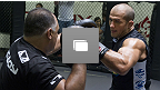 UFC&reg; 131 Open Workouts