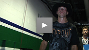 "Donald ""Cowboy"" Cerrone earns another win in the Octagon by putting on a Muay Thai clinic against newcomer Vagner Rocha. Hear why he's upset at his own performance, and what he wants to do to improve."
