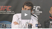 Kenny Florian on making 145, how he feels about staying there and how long before he fights for the strap.