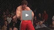 "Nate Marquardt lives up to his nickname by applying a ""Great"" guillotine on veteran Jeremy Horn at UFC 81."