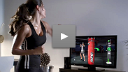 When the latest in video gaming technology meets the latest in fitness science, the fans win. Get fit with your favorite fighter with UFC Personal Trainer, available June 28.
