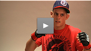 """I hit pretty hard"" - Joe Lauzon talks about his blitz of Brit Curt Warburton and how all the little pieces of training came together for a fast finish."