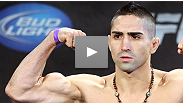 Hear how WEC star Ricardo Lamas decided that the best game plan for his UFC debut was to stop making game plans.