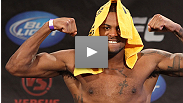 With a terrible towel and a first-round TKO, TUF finalist Michael Johnson made his UFC debut a crowd-pleasing one in Pittsburgh.