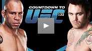 Countdown to UFC 132: Silva vs. Leben - Modern-day legend Wanderlei Silva prepares for what could be Fight of the Year against Chris Leben.