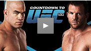 Countdown to UFC 132: Bader vs. Ortiz - TUF winner and young lion Ryan Bader will take on the original UFC superstar Tito Ortiz. But is Tito ready to be shoved into the history books?