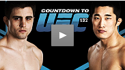 Countdown to UFC 132: Condit vs. Kim - In the talent-rich welterweight division, two standouts will war in Las Vegas for rights to ascend up the 170-pound ladder. See Carlos Condit and undefeated Dong Hyun Kim prepare for UFC 132.