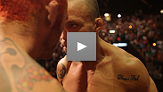 Wanderlei Silva and Chris Leben both bring heavy hands and giant noggins into the Octagon. See the two huge personalities at play as these fighters come face-to-face at the UFC 132 weigh-in.