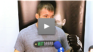 Matt Hughes answers questions from the fans prior to the Weigh In for UFC 132