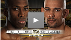 Combat pr&eacute;liminaire de l&#39;UFC 132 : Anthony Njokuani vs Andre Winner