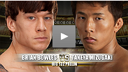UFC® 132 Prelim Fight: Brian Bowles vs. Takeya Mizugaki