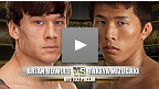UFC&reg; 132 Prelim Fight: Brian Bowles vs. Takeya Mizugaki
