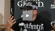 Tito Ortiz and Carlos Condit talk about their first-round finishes, title shots, and pressure at the UFC 132 post-fight press conference.