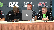 Challenge extended, challenge accepted. Melvin Guillard and Dennis Siver discuss a potential rematch at the UFC 132 post-fight press conference.